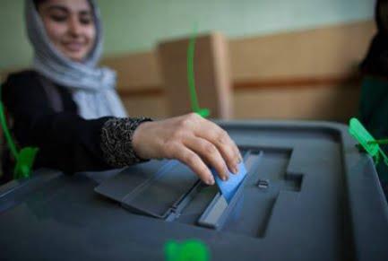انتخابات1 1 - اعلام نتایج نهایی انتخابات ولسی جرگه در میدان وردک، کندز، بغلان و حوزه کوچیها