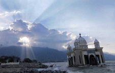 اندونزیا 1 226x145 - تصاویر/ مسجدی که در سونامی تخریب نشد!