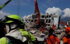 اندونزیا 226x145 - کشف اجساد 34 محصل زیر آوار یک کلیسا!
