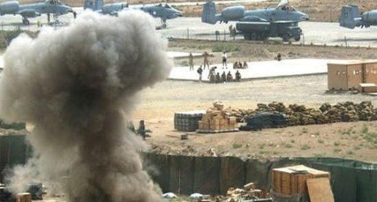 بگرام 550x295 - حمله راکتی بالای میدان هوایی بگرام