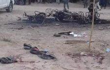 تخار 226x145 - افزایش شمار شهدای حادثه روز گذشته در تخار