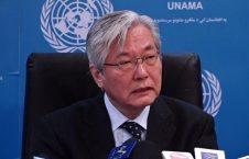تدامیچی یاماموتو 226x145 - مرگبارترین حمله بر کارزار انتخابات ولسی جرگه، یوناما را نگران کرد!
