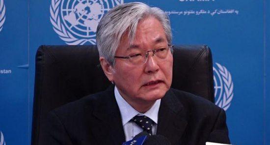 تدامیچی یاماموتو 550x295 - تعهد سازمان ملل برای حمایت مالی و تخنیکی از انتخابات ریاست جمهوری