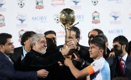 توفان هريرود - قهرمان ليگ برتر فوتبال افغانستان مشخص شد