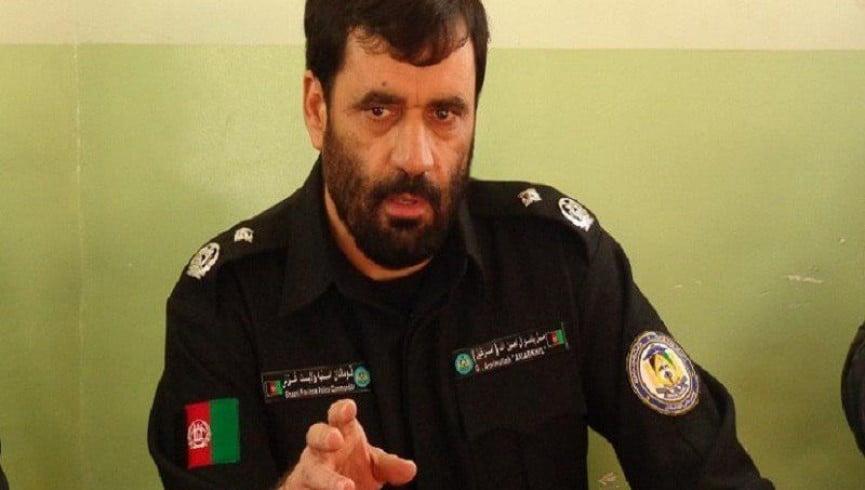 جنرال امینالله امرخیل - هشدار قوماندان امنیه هرات به عاملان ناامنی
