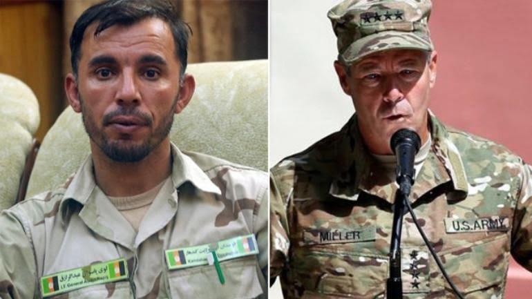 جنرال رازق 3 - ناگفته هایی از قتل قوماندان امنیه کندهار + عکس