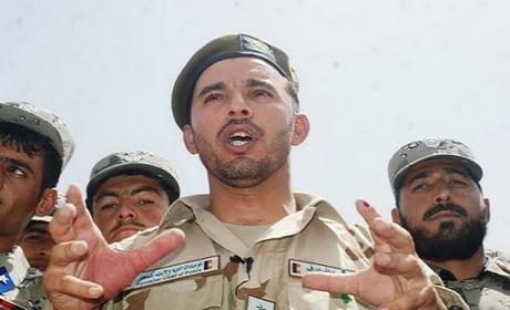 جنرال رازق - شهادت جنرال رازق بر اثر جراحات وارده