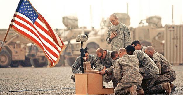 جنگ - بدبینی مردم امریکا به نتایج جنگ در افغانستان