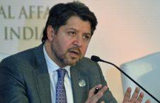 حکمت خلیل کرزی 226x145 - افزایش اختلافات کرزی با حکومت؛ معین سیاسی وزارت امور خارجه استعفا کرد