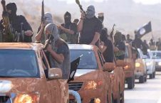داعش 1 226x145 - تلاش داعش برای ایجاد پایگاه در کشورهای آسیای مرکزی