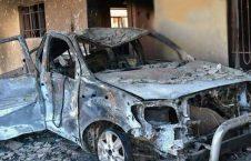 داعش 3 226x145 - انهدام مخفیگاههای داعش در سرحد عراق با اردن