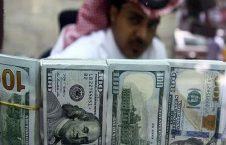 دالر عربستان 226x145 - افزايش ريسک اقتصادی در عربستان