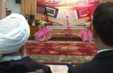 2 226x145 - سرور دانش، محمد محقق و صبغت الله مجددی در مجلس رقص چه می کنند؟ + تصاویر