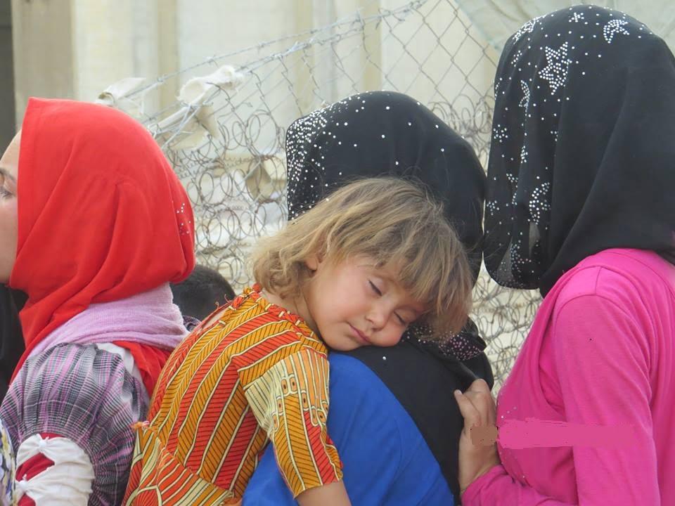 1 - داعش اعضای ۱۳۰ خانواده را ربود!