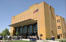 سفارت امریکا 226x145 - رایزنی سفارت امریکا برای باز شدن مسیرهای افغانستان-پاکستان