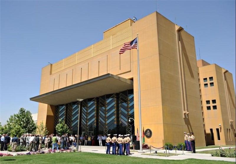 سفارت امریکا - تلاش امریکا برای تاثیر گذاری در انتخابات افغانستان