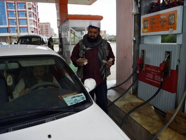 سوخت - افزایش قیمت تیل در کابل