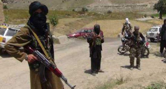 طالبان 1 550x295 - اعدام یک طفل 8 ساله توسط طالبان