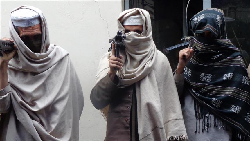 طالبان - حملات هوایی قوای بینالمللی بالای مواضع طالبان در کندهار