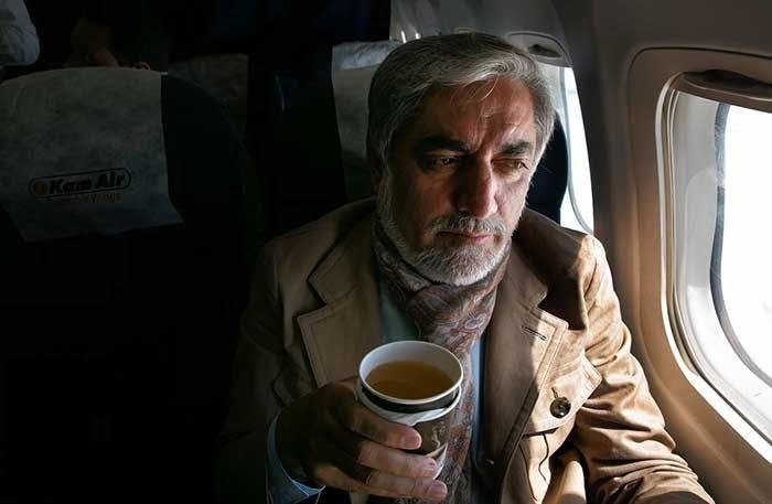 عبدالله عبدالله - سفر عبدالله عبدالله به تاجکستان