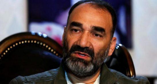 عطا محمد نور 1 550x295 - پیام عطا محمد نور در پیوند به امضای توافقنامه صلح میان امریکا و طالبان
