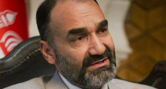 عطا محمد نور 550x295 - عطا محمد نور: افغانستان نباید به چهارراه جنگ مبدل شود