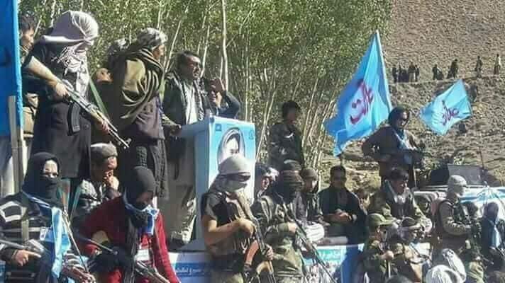 قوماندان علی پور14 - تصاویر/ حمایت هزاران نفر از مردم بهسود از قوماندان علی پور
