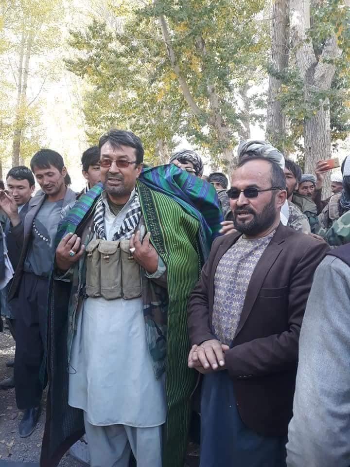 قوماندان علی پور7 - تصاویر/ حمایت هزاران نفر از مردم بهسود از قوماندان علی پور