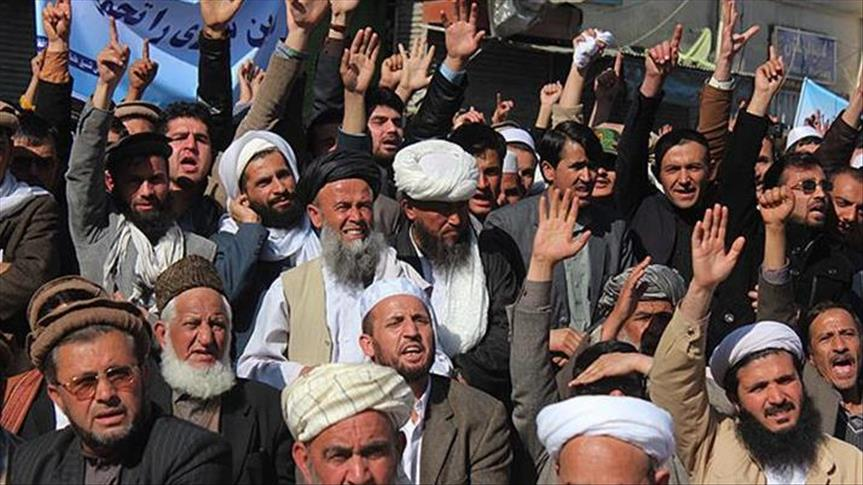 مردم افغانستان - نگرانی سناتوران امریکایی از تحمیل صلح بالای مردم افغانستان