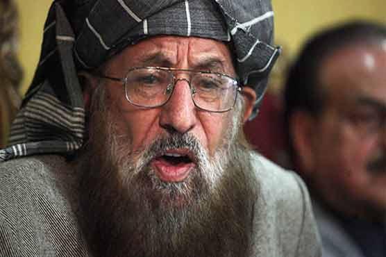 مولانا سمیعالحق - اظهار نظر جالب پدر معنوی طالبان درباره امریکا