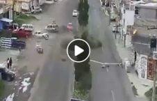 ویدیو بیاحتیاط دریور سرعت غیرمجاز 226x145 - ویدیو/ بیاحتیاطی دریور جوان و سرعت غیرمجازش، حادثه ساز شد!