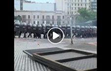 ویدیو درگیری پولیس آرجنتاین مردم 226x145 - ویدیو/ درگیری پولیس آرجنتاین با مردم معترض