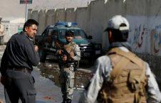 پولیس 226x145 - داعش مسوولیت حمله تروریستی به مقر کمیسیون انتخابات کابل را بر عهده گرفت