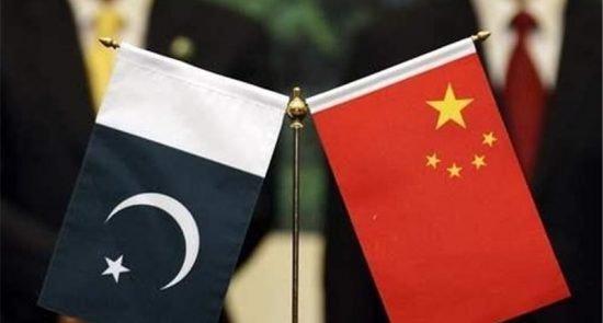 چین پاکستان 550x295 - درخواست چین از پاکستان برای تامین امنیت باشنده گان چینایی