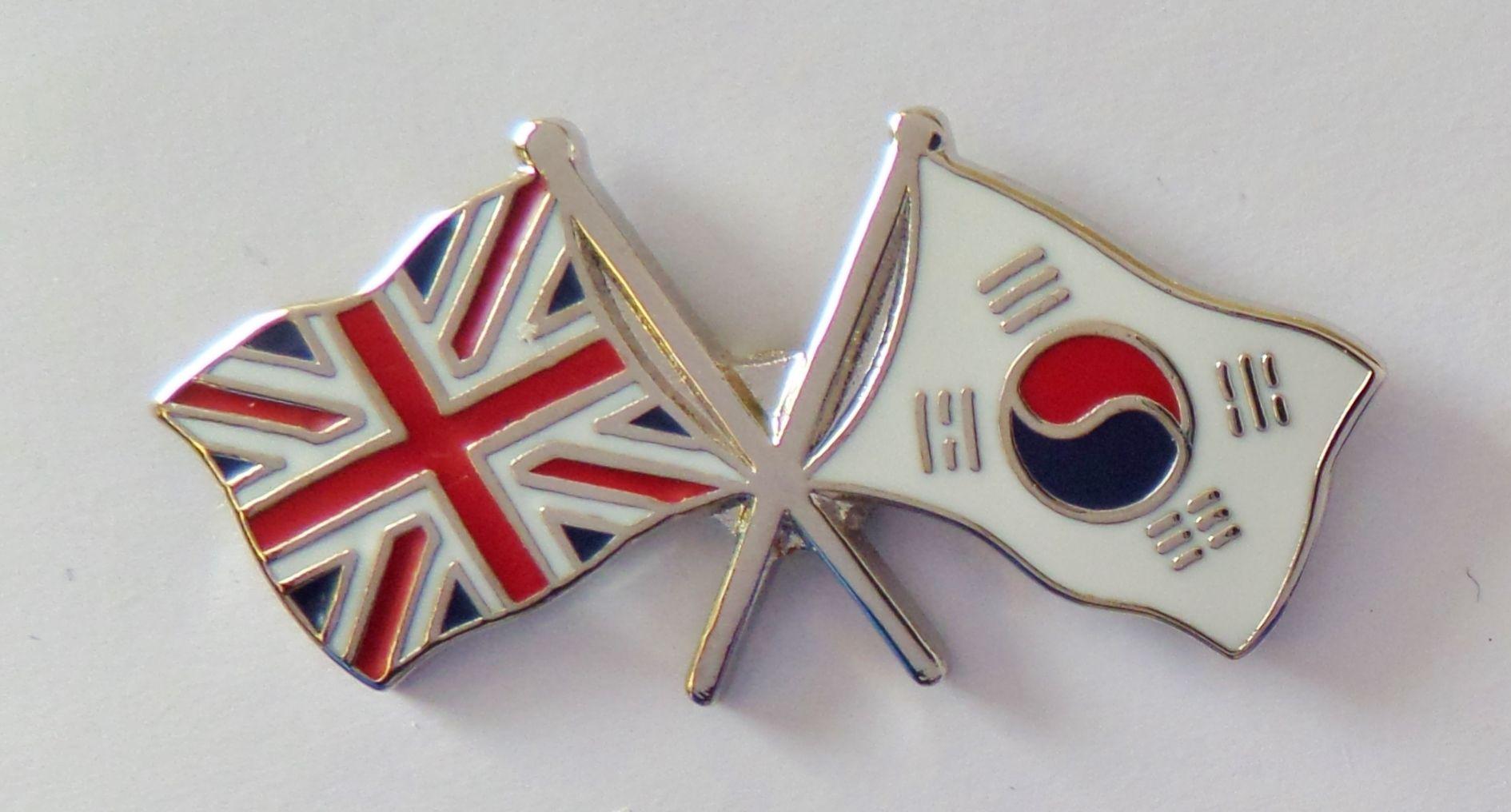 کوریای جنوبی و بریتانیا - توافق کوریای جنوبی و بریتانیا