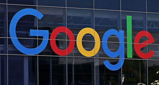 گوگل 550x295 - گوگل حکومت افغانستان را تحریم کرد