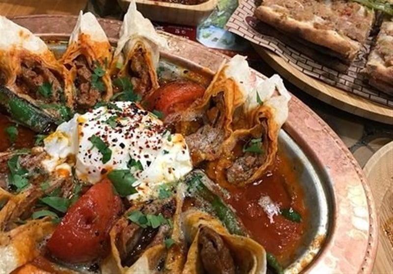 آشپزی ترکیه 1 - تصاویر/ هنرنمایی آشپزهای ترکی
