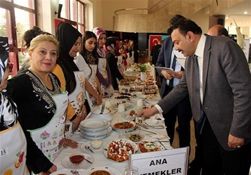 آشپزی ترکیه 2 - تصاویر/ هنرنمایی آشپزهای ترکی