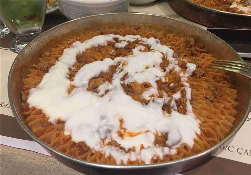 آشپزی ترکیه 3 - تصاویر/ هنرنمایی آشپزهای ترکی