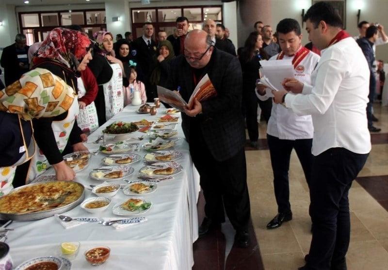 آشپزی ترکیه 6 - تصاویر/ هنرنمایی آشپزهای ترکی