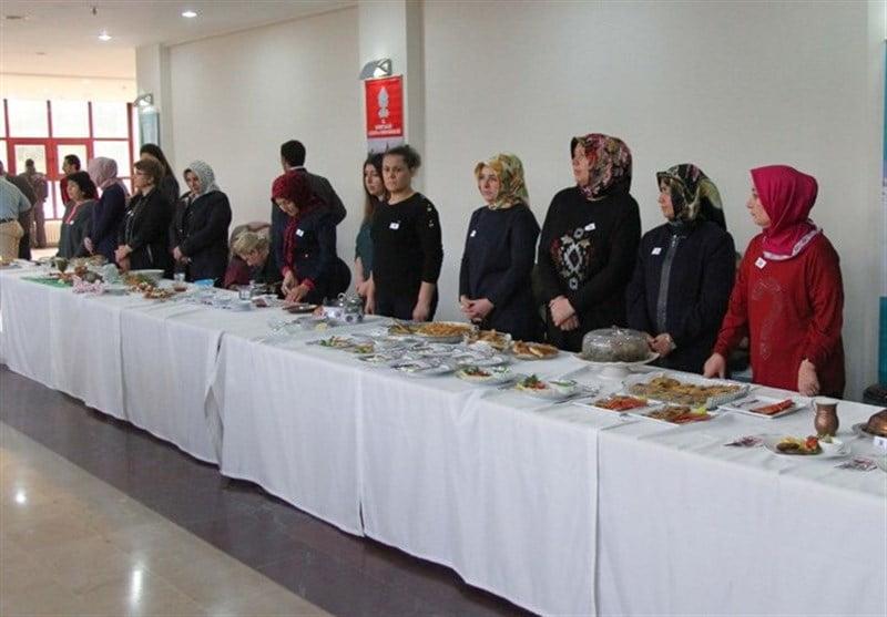 آشپزی ترکیه 7 - تصاویر/ هنرنمایی آشپزهای ترکی