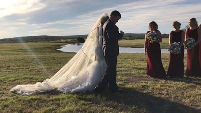 ازدواج 2 - سقوط دردناک چرخبال حامل عروس و داماد پس از جشن ازدواج! + تصاویر