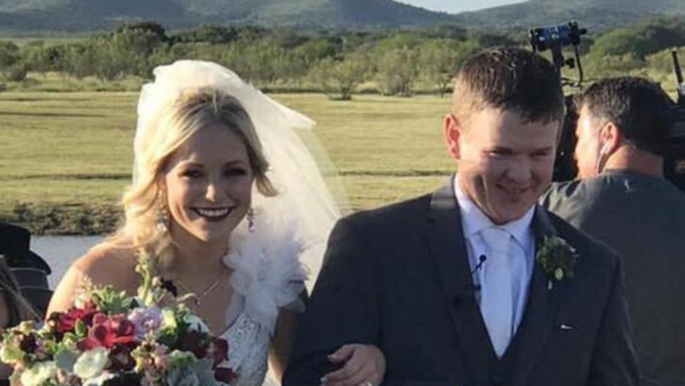 ازدواج 3 - سقوط دردناک چرخبال حامل عروس و داماد پس از جشن ازدواج! + تصاویر