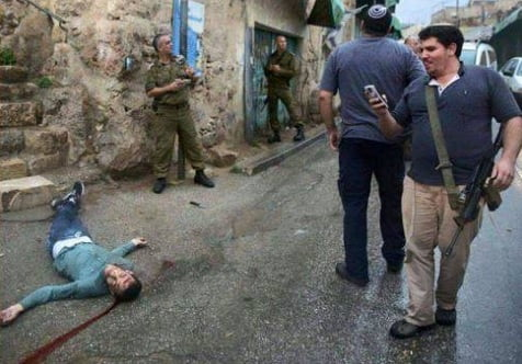 اسراییلی - تصویر/ خنده شیطانی!