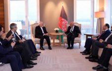 اشرف غنی جواد ظریف 226x145 - جزییات دیدار رییس جمهور غنی با وزیر امور خارجه ایران