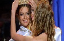 اکسانا وویوودینا 1 226x145 - ملکه زیبایی روس مسلمان شد + تصاویر