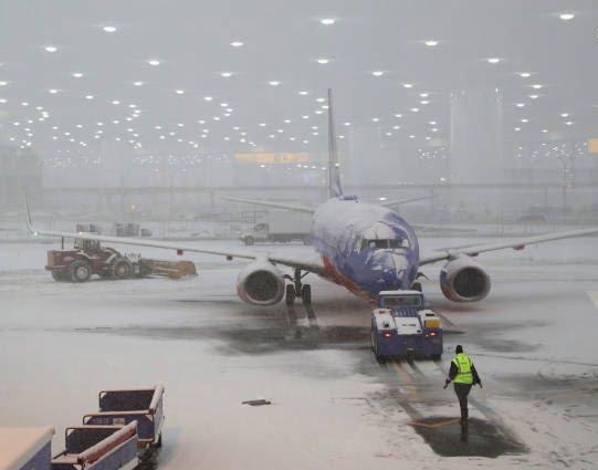 برف - تصاویر/ جان باختن 7 باشنده امریکایی بر اثر بارش برف
