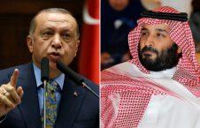 بن سلمان اردوغان 226x145 - اردوغان برای بن سلمان خط و نشان کشید!