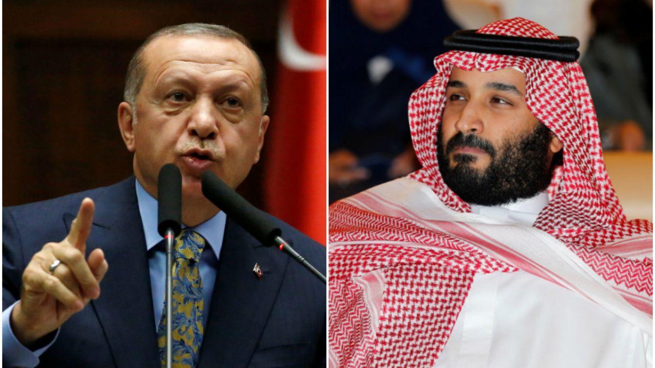 بن سلمان اردوغان - اردوغان برای بن سلمان خط و نشان کشید!