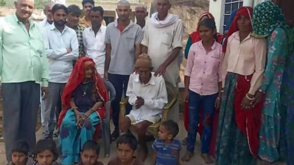 بوده رام - ماجرای عجیب زنده شدن پیرمرد 95 ساله هندی پیش از خاک سپاری!